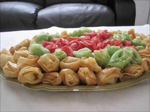 עוגיות מרוקאיות  מארוק - 054-9035025