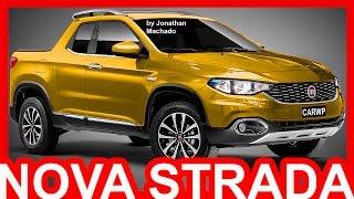 getlinkyoutube.com-PHOTOSHOP Nova Fiat Strada 2018 @ Projeto X6P - Rival da Renault Duster Oroch #Fiat