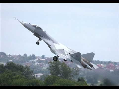 Sukhoi T-50 (PAK FA) - Russia's New Stealth Fighter