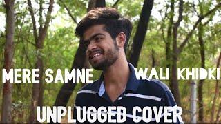 Mere Samne Wali Khidki Mein Unplugged Rendition Cover / Version | Kishore Kumar R.D. Burman Padosan width=