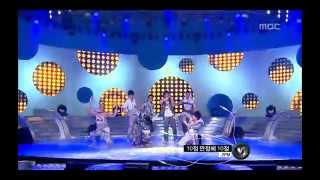getlinkyoutube.com-2PM - 10 out of 10, 투피엠 - 10점 만점에 10점, Music Core 20080920