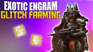 """getlinkyoutube.com-Destiny """"Exotic Engram"""" Farming - Destiny How To Get Exotic Weapons - Destiny Three of Coins Farming"""