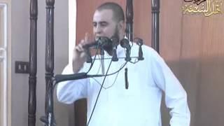 خطبة الجمعة بعنوان العبودية للشيخ حامد الطاهر