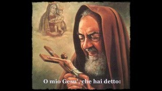 getlinkyoutube.com-Padre Pio Coroncina . La preghiera era recitata ogni giorno da Padre Pio