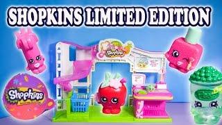 getlinkyoutube.com-SHOPKINS Cupcake Queen Limited Edition Frozen Shopkins YouTube Video