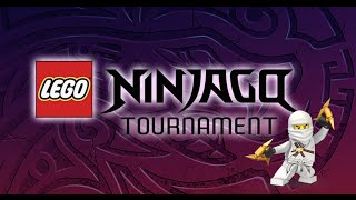 getlinkyoutube.com-LEGO® Ninjago Tournament - White Ninja Zane Range Attack