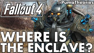 Fallout 4: Where Is the Enclave Theory and are they really gone to never return? #PumaTheories