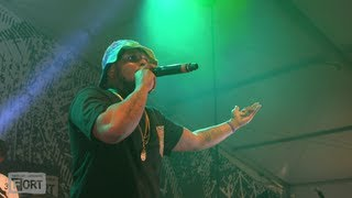 Schoolboy Q - Party Live @ The Fader