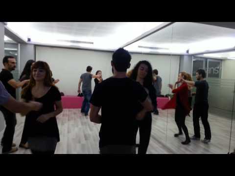 Bursa Salsa -Nüans Dans Ve Sanat Evi Salsa Dersi 1