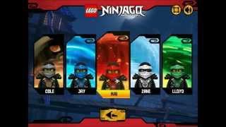 getlinkyoutube.com-Lego Ninjago Possession Odc. 4 Lloyd w Królestwie Chmur (koniec gry)