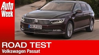 getlinkyoutube.com-Volkswagen Passat road test - English subtitled