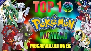 getlinkyoutube.com-TOP 10 - HackRoms de Pokemon con MEGA EVOLUCIONES Para Android My Boy! GBA PC| Parte #1