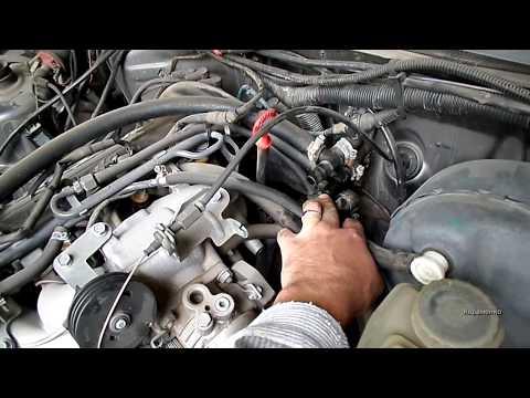 Замена крана печки и радиатора отопителя салона Volvo 740 940