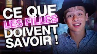 10 CHOSES QUE LES FILLES DOIVENT SAVOIR !