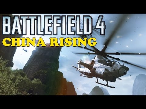 BF4: China Rising..I took Devs Tags! (Battlefield 4 Multiplayer Gameplay China Rising DLC)