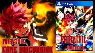 Fairy Tail Fighting Game Discussion