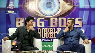 getlinkyoutube.com-Bigg Boss 9 | Shahrukh Khan and Salman Khan Together | Press - release | Box Office India