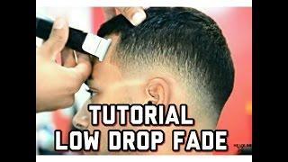 getlinkyoutube.com-How to do Drop Fade Low Fade Haircut