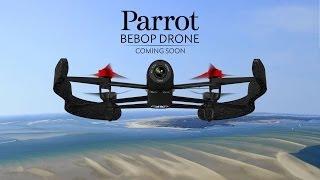 Parrot Bebop Drone - Quadrokopter mit HD Kamera