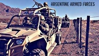 Argentine armed forces / Fuerzas Armadas Argentinas