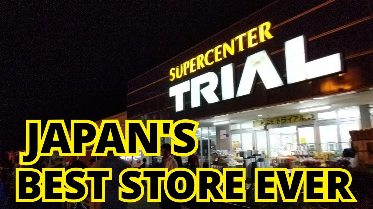 Have you ever wondered what's inside a Japanese supermarket?