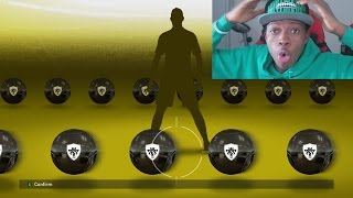 OMG SO MANY BLACK BALLS !!! PES 2016 PACK OPENING