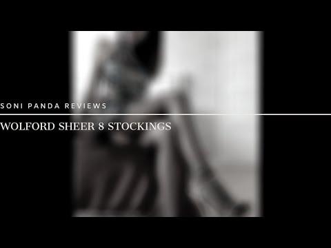 Soni Panda Reviews Wolford Sheer 8 Stockings