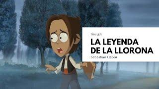 getlinkyoutube.com-Trailer La Leyenda de la Llorona - Sebastián Llapur