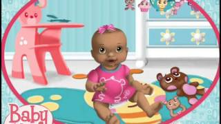 getlinkyoutube.com-Sweetest Baby Alive Caring video-Great Baby Game-Fun Caring Games