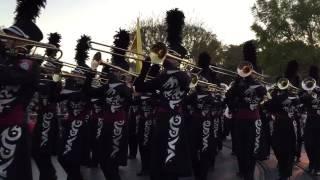 getlinkyoutube.com-Round Rock Dragon Band @ Disneyland New Years Eve 2014