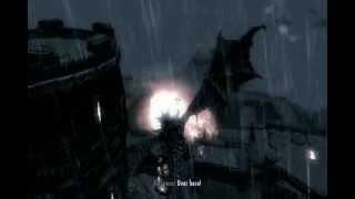 getlinkyoutube.com-Wrath of Alduin: Aerial Combat