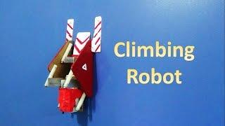 getlinkyoutube.com-How to make a climbing Robot