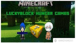 getlinkyoutube.com-Minecraft Lucky Block Hunger Game - โคครโหด Ft.Filllykung