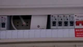 mqdefault how to reset a circuit breaker or trip youtube main fuse box keeps tripping at mifinder.co