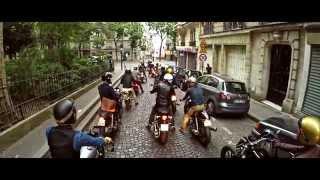 getlinkyoutube.com-Morning Ride Paris #6 motorcycles