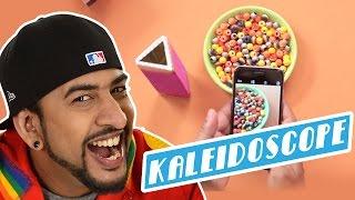 getlinkyoutube.com-Mad Stuff With Rob - How To Make A Kaleidoscope | DIY Craft For Children