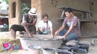 getlinkyoutube.com-รายการใจถึงใจ  เทป1 มาสร้างบ้านดินกันที่ คัมภีร์ บ้านดินฟาร์ม