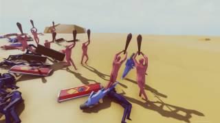 getlinkyoutube.com-Totally Accurate Battle Simulator