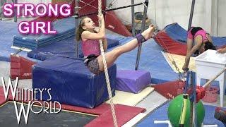 Strong Girl | Whitney Bjerken Gymnastics