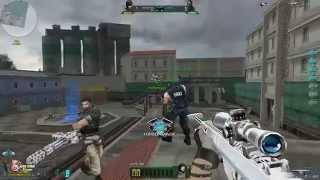 getlinkyoutube.com-[Truy Kich] Game Play: Barrett Silver & Gold Python Chiến trường Zombie VaiLinhHon (Kênh Chính Thức)