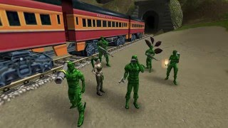 getlinkyoutube.com-Play Army Men RTS Mission 14 SCORCHED TURF