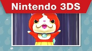 getlinkyoutube.com-YO-KAI WATCH Gameplay Trailer