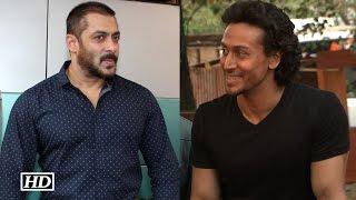 getlinkyoutube.com-Don't Compare Me with Salman Khan: Tiger Shroff | Baaghi Remake
