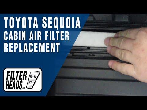 Расположение воздушного фильтра у Ягуар I-Pace