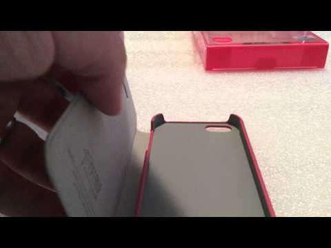 Kalaideng Enland Series iPhone 5 Case Review