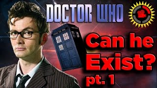 getlinkyoutube.com-Film Theory: Can a Doctor Who Doctor ACTUALLY EXIST? (pt. 1, Biology)