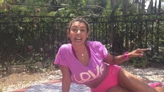 getlinkyoutube.com-Ejercicios Para Reducir La Cintura (Cintura Sexy) - Body By Gia
