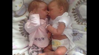 getlinkyoutube.com-💕 Reborn Twin A Unboxing - A Boy!! 💕