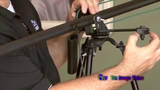 getlinkyoutube.com-DIY Homemade Camera Jib Crane
