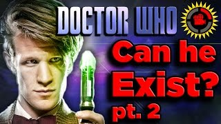 getlinkyoutube.com-Film Theory: Can a Doctor Who Doctor ACTUALLY EXIST? (pt. 2, Time Travel)